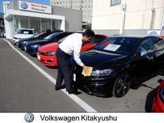 センター長の新田です。お客様に喜んでいただけるお車のご提案を心掛けております。お客様のご来店心よりお待ちしております。