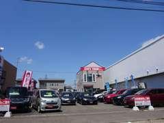 厚別区に2店舗目となるリース&アウトレット館オープン♪厚別通沿い西友厚別店様近くになります。