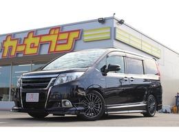 トヨタ エスクァイア 1.8 ハイブリッド Gi ナビ・ETC・車高調整・両側スライド