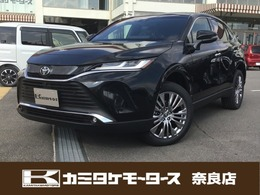 トヨタ ハリアー 2.0 Z プレシャスブラックパール