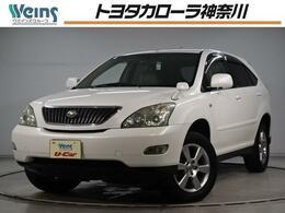 トヨタ ハリアー 3.0 300G Lパッケージ V6エンジン/DVDナビ/HIDヘッドライト/