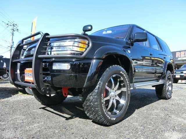 ◆在庫多数取り揃えております。ランドクルーザー系の4WDにおいては常時30台程度在庫しておりますので、1度当店でお探しになられてみて下さい♪