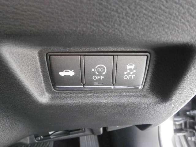 ☆アイドリングストップ☆ ガソリンを節約する為に、車が自動的に判断してエンジンを停止!お財布にやさしく経済的☆