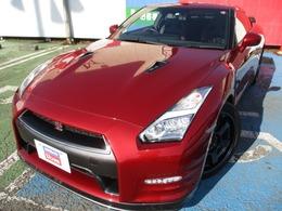 日産 GT-R 3.8 ブラックエディション 4WD レイズ20アルミ パドルシフト 本革シート