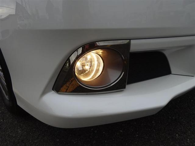 フォグランプ付き!対向車へ、こちらの存在を知らせることができます♪付いていると便利ですね(^^)