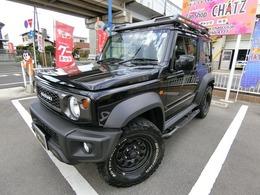 スズキ ジムニーシエラ 1.5 JL 4WD 4WD サイドS 外マフラーAW外テール