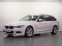 BMW 3シリーズツーリング 335i Mスポーツ 純正ナビ 地デジTV-KIT 黒革 Mスポ18AW