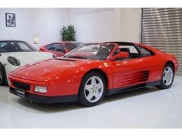 フェラーリ 348 ts 正規ディーラー車