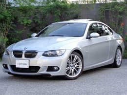 BMW 3シリーズクーペ 335i Mスポーツパッケージ サンルーフ ナビ フルレザー電動シート