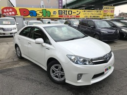 トヨタ SAI 2.4 S 純正マルチHDDナビ・Bカメラ・ETC・HID