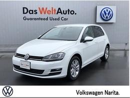 フォルクスワーゲン ゴルフ TSI コンフォートライン VW認定中古車 NAVI ETC HID