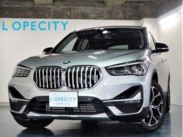 BMW X1 xドライブ 18d xライン 4WD 本革 サンルーフ コンフォートPKG