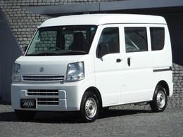 スズキ エブリイ 660 PA ハイルーフ 4WD エアコン/パワーステアリングエアコン