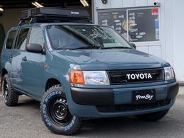 トヨタ プロボックスバン 1.5 DXコンフォートパッケージ 4WD 新品ルーフラック 新品MTタイヤ カスタム