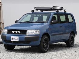 トヨタ プロボックスバン 1.3 DXコンフォートパッケージ プロボックスカスタム・アウトドア