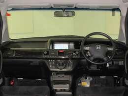 ミニバンならではの大きな窓で、運転しやすいお車となっております。