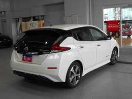 電気自動車ならではの走りの気持ちよさを楽しめる日産リーフ!デイリーユースからロングドライブまで、日産リーフの可能性は限りなく広がっていきます!