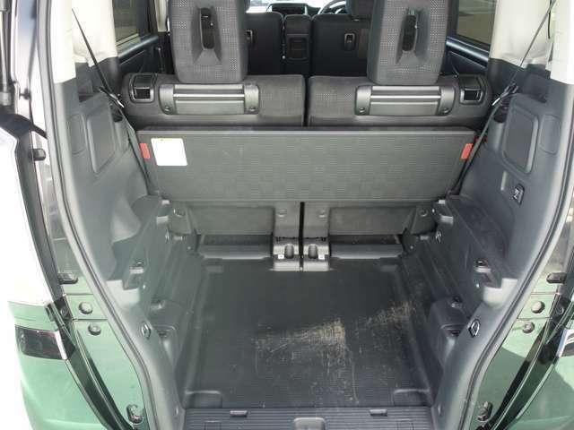 色々な用途に対応可能、車中泊も可能です!