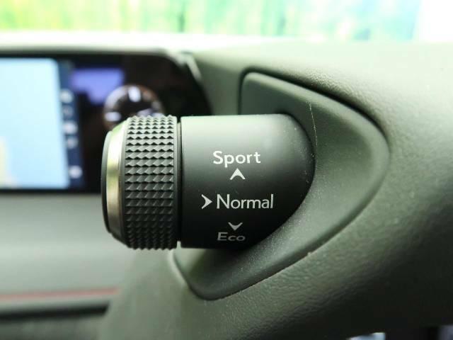 【ドライブモードセレクト】コンフォートな乗り味からスポーティな乗り味までスイッチ一つで切り替え可能。シーンや気分に合わせたモードを選べば、いつものドライブがより一層楽しくなります