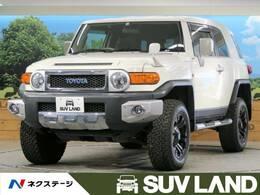 トヨタ FJクルーザー 4.0 4WD 7型ナビ Bカメラ 社外AW LED クルコン