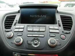 純正ナビ!ナビ&CD&DVD&MDチェンジャー&ラジオ使用できます。