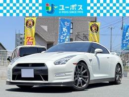 日産 GT-R 3.8 ブラックエディション 4WD 本革レカロシート・社外マフラー・純正ナビ