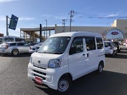 トヨタ ピクシスバン 660 デラックス ハイルーフ 4WD ABS リモコンキー プライバシーガラス