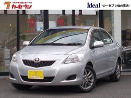 トヨタ ベルタ 1.3 X ナビ・ETC シートヒーター・1300CC