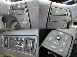ステリモ付きで運転中も便利です!!