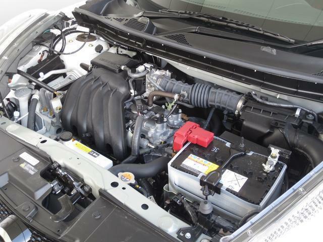 エンジンルームも大変綺麗な状態で安心して乗ることが出来ます!納車後の点検整備もお任せください!