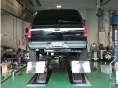 提携認証工場も完備してますので、修理や車検もご安心下さい。