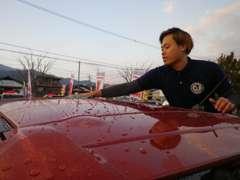 新車・注文販売・車検・下取り・部品の注文から保険まで、車の事ならお任せください!