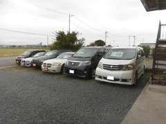 国産、輸入車問わずお気軽にご相談ください。店頭に無いお車もお取り寄せ可能です。