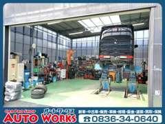 自社整備工場を完備☆当店の優秀な整備スタッフが真心込めてお客様のお車を整備いたします!車検/整備は勿論故障/修理もどうぞ♪