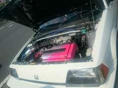 車検、整備、修理はもちろん、エンジン換装なども承ります!