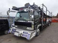 自社搬送車完備☆5台積載可能なトラックで毎週札幌より仕入れいたしております。