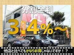 「お財布事情が厳しいぞ・・・」 お任せください。最低金利3.4%~自動車ローン承ります。お気軽にご利用ください♪