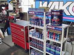 各種WAKO'S商品を取り揃えております。