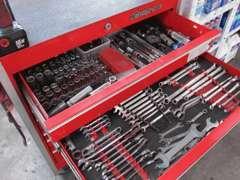 各種、工具のご用意がございます。