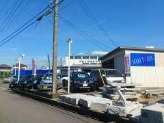 自動車・自動車部品・自動車整備工具を取り扱っています。新車・中古車・車検・板金・塗装・修理やります。