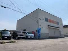 店舗は観光通りを浜田小学校の方へ曲がってすぐ右手です!