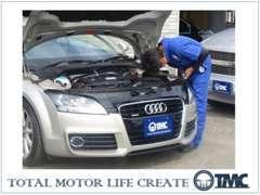 当社のお車は「AIS」による第三者検査機関を通し、評価書を発行