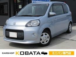 トヨタ ポルテ 1.3 X 新品タイヤ 社外SD地デジ 1年保証付