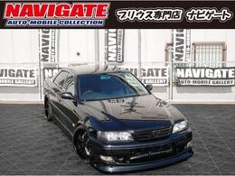 トヨタ チェイサー 2.5 ツアラーV グランドパッケージ 5速 19AW 新品タイヤ ブーコン 車高調