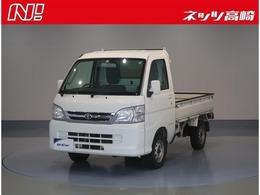 トヨタ ピクシストラック 660 エクストラ 3方開 4WD CD DVD ワンオーナー ベンチシート