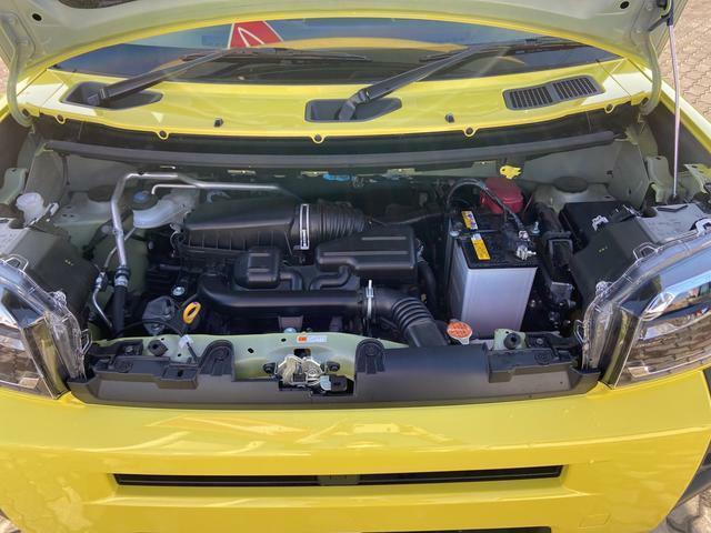 エンジンのコンディションは良好です。