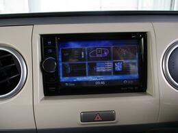 BluetooothやUSB色々なメディアコンテンツが使えてドライブが楽しくなります。