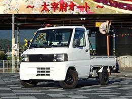 三菱 ミニキャブトラック 660 TD 5速MT CD MD エアコン
