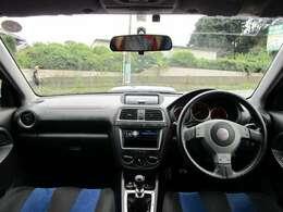 ドライバーズコントロールセンターデフ付き!インタークーラーウォータースプレイ・社外CDデッキ・純正前席STIセミバケットシート・STIステアリング