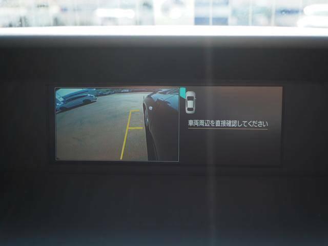 サイドビューカメラ付きで車庫入れも安心です